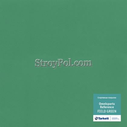 Линолеум Tarkett Omnisports R65 Field Green