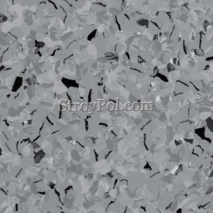 Линолеум токопроводящий Tarkett IQ TORO SC Dark Grey 0102