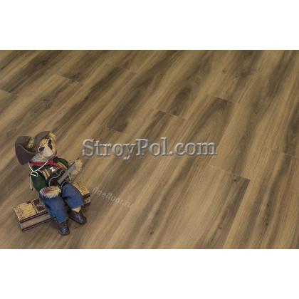 Кварц-виниловая плитка FineFloor 1400 Wood Дуб Готланд FF-1462