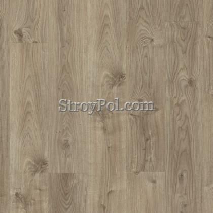 Виниловая плитка Quick-Step Balance Glue Plus Дуб коттедж серо-коричневый BAGP40026