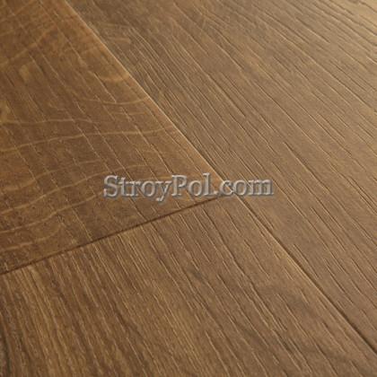 Виниловый ламинат Quick-Step Alpha Vinyl Medium Planks AVMP40090 Дуб Осенний Коричневый