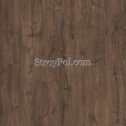 Виниловый ламинат Quick-Step Alpha Vinyl Medium Planks AVMP40199 Дуб Осенний Шоколадный