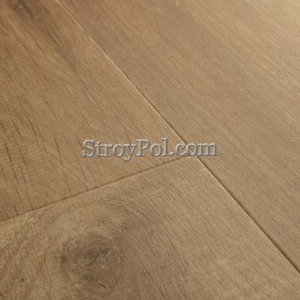 Виниловый ламинат Quick-Step Alpha Vinyl Medium Planks AVMP40203 Дуб Хлопковый Бежевый Натуральный