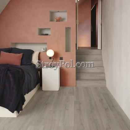 Виниловый ламинат Quick-Step Alpha Vinyl Medium Planks AVMP40237 Эко Серый