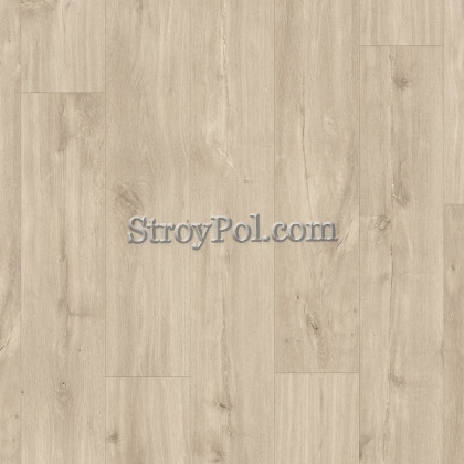 Виниловый ламинат Quick-Step Alpha Vinyl Small Planks AVSP40038 Дуб Каньон Бежевый